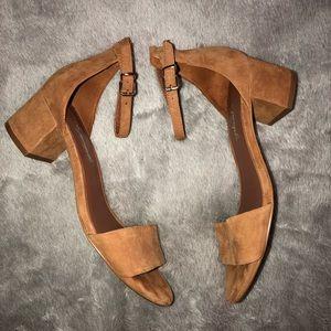 free people suede sandals 8